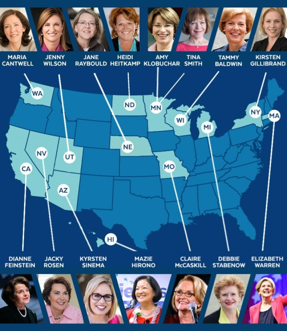 Women Senators